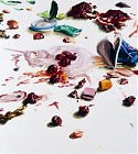 Müll/Garbage 2006 oil on canvas 200 x 180 cm