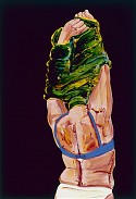 Pulli 2000 oil on canvas 220 x 150 cm